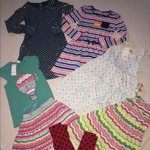NWT Gymboree Lands End Girls 7-8 Lot